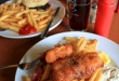 Fish and chips - Cape Breton style